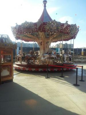 carrousel galopant